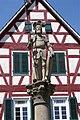 Kornhaus Platzbrunnen Brunnenfigur - panoramio.jpg