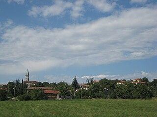 Kostanjevica na Krasu Place in Littoral, Slovenia