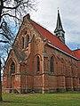 Kostel sv. Barbory - průčelí a východní strana.jpg