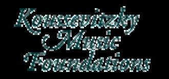 Serge Koussevitzky - Image: Koussevitzky Foundation