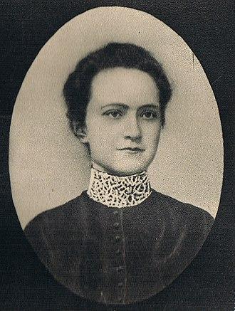 Wanda Krahelska-Filipowicz - Wanda Krahelska-Filipowicz in 1905.