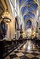 Krakow - klasztor Dominikanow, wnetrze.jpg