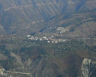 Krastë, Dibër - Image: Krasta