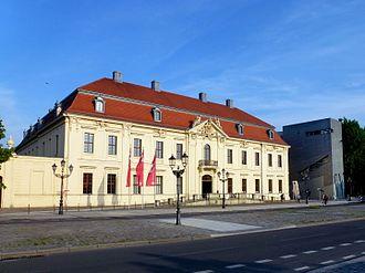 Kammergericht - Collegienhaus