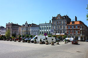 Krotoszyn - Market Square