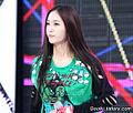 Krystal at the 2012 M SUPER CONCERT12.jpg