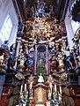 Kunratice (Praha), kostel sv. Jakuba Většího 15.jpg