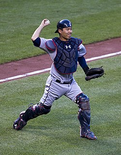 Kurt Suzuki on August 22, 2015.jpg