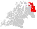 Kvænangen kart.png