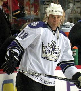 Kyle Calder Canadian ice hockey player