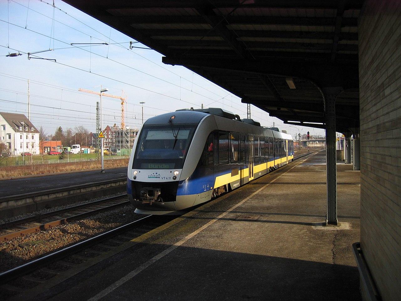 Bahnhof L Hne file löhne bahnhof weserbahn 2009 12 16 25 jpg wikimedia commons