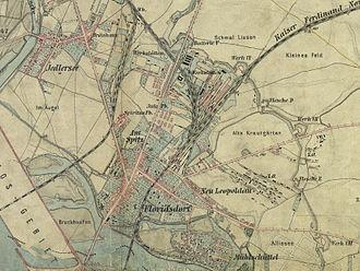 Floridsdorf - Floridsdorf (1872)