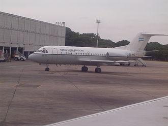 LADE - Fokker F-28