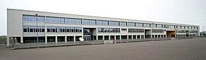 Lycée Aline Mayrisch - Image: LAML w