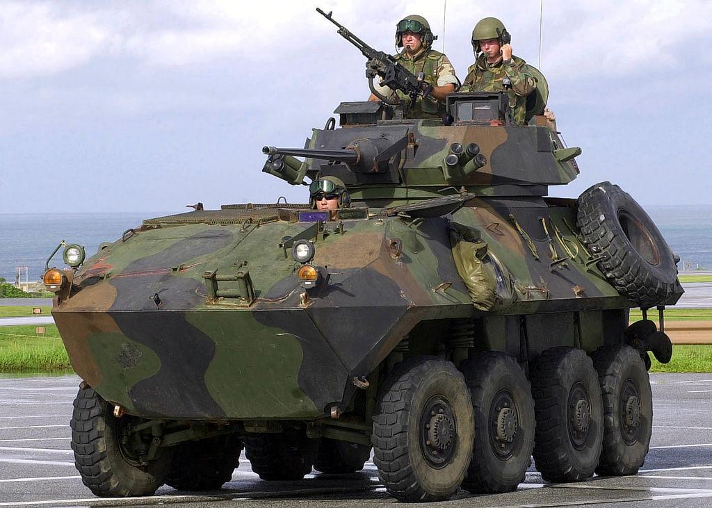 LAV-25 USMC