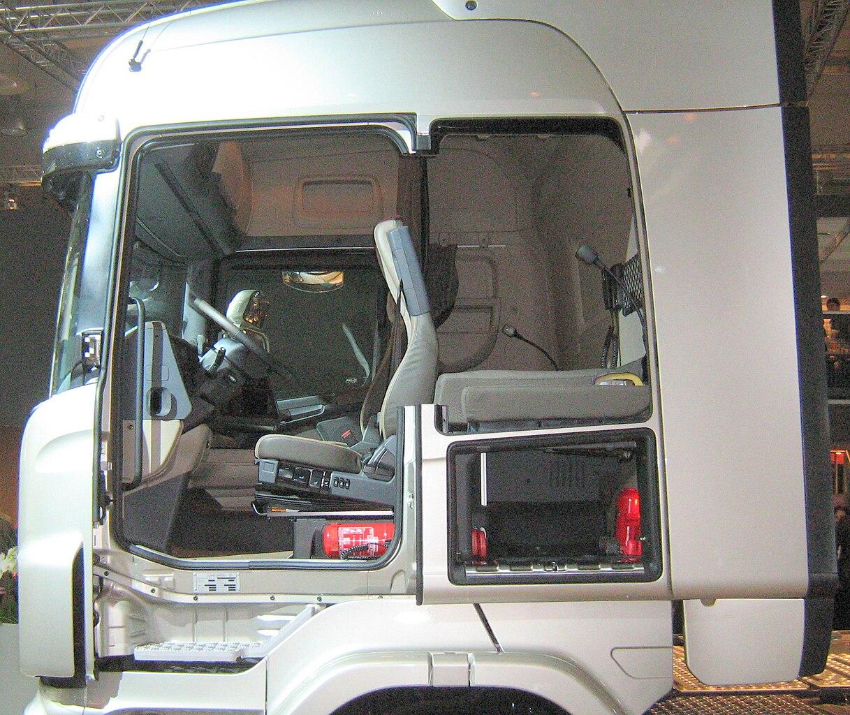 Neues Lkw Designconcept Bei Mercedes Benz