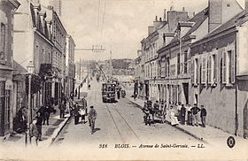 Image illustrative de l'article Tramway de Blois