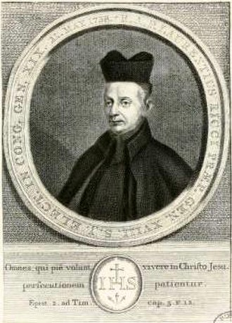 Lorenzo Ricci - Very Rev. Lorenzo Ricci, S.J.