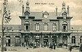 LS - BERCK-PLAGE - La Gare.JPG