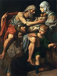 Leonello Spada: Aeneas and Anchises