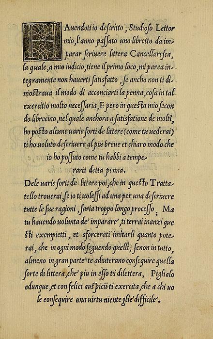 Italic type - Wikiwand