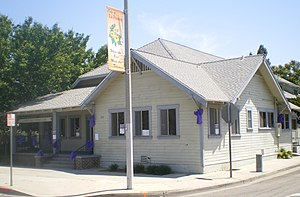 La Puente, California - La Puente Valley Women's Club is listed on the National Register of Historic Sites