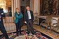 La alcaldesa propone al ministro de Exteriores reforzar la cooperación internacional 03.jpg