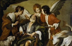 Tobias heals his Father