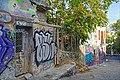 La dégradation du quartier de Plaka nord, une des conséquences de la crise grecque (30511768990).jpg