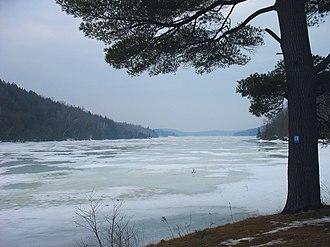 Lac Phillipe - Image: Lac Philippe
