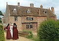 Ladies in waiting at Kentwell Hall, Long Melford, Suffolk - geograph.org.uk - 833297.jpg