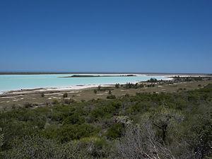 Lake Tsimanampetsotsa - Lake Tsimanampetsotsa