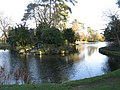 Lake in Bedford Park - geograph.org.uk - 1074648.jpg
