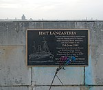 Lancastria memorial, Pier Head.jpg