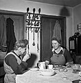 Landgirl's Day- Everyday Life and Agriculture in West Sussex, England, UK, 1944 D18055.jpg