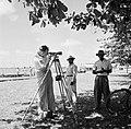 Landmeter in de haven van Paramaribo, Bestanddeelnr 252-2170.jpg
