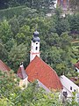 Landshut - Theklakapelle (Ansicht von der Burg Trausnitz).JPG