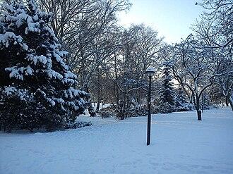 Landskrona Municipality - Winter in Landskrona