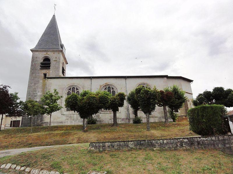 Laneuville-au-Rupt (Meurthe-et-M.) église