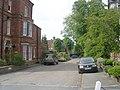Langham Close - New Walk - geograph.org.uk - 2431012.jpg