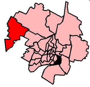 Rivière-du-Nord (electoral district) - 2003 boundaries