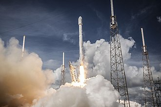 Orbcomm - SpaceX's Falcon 9 v1.1 rocket launched the ORBCOMM OG2 Mission 1 on July 14, 2014.