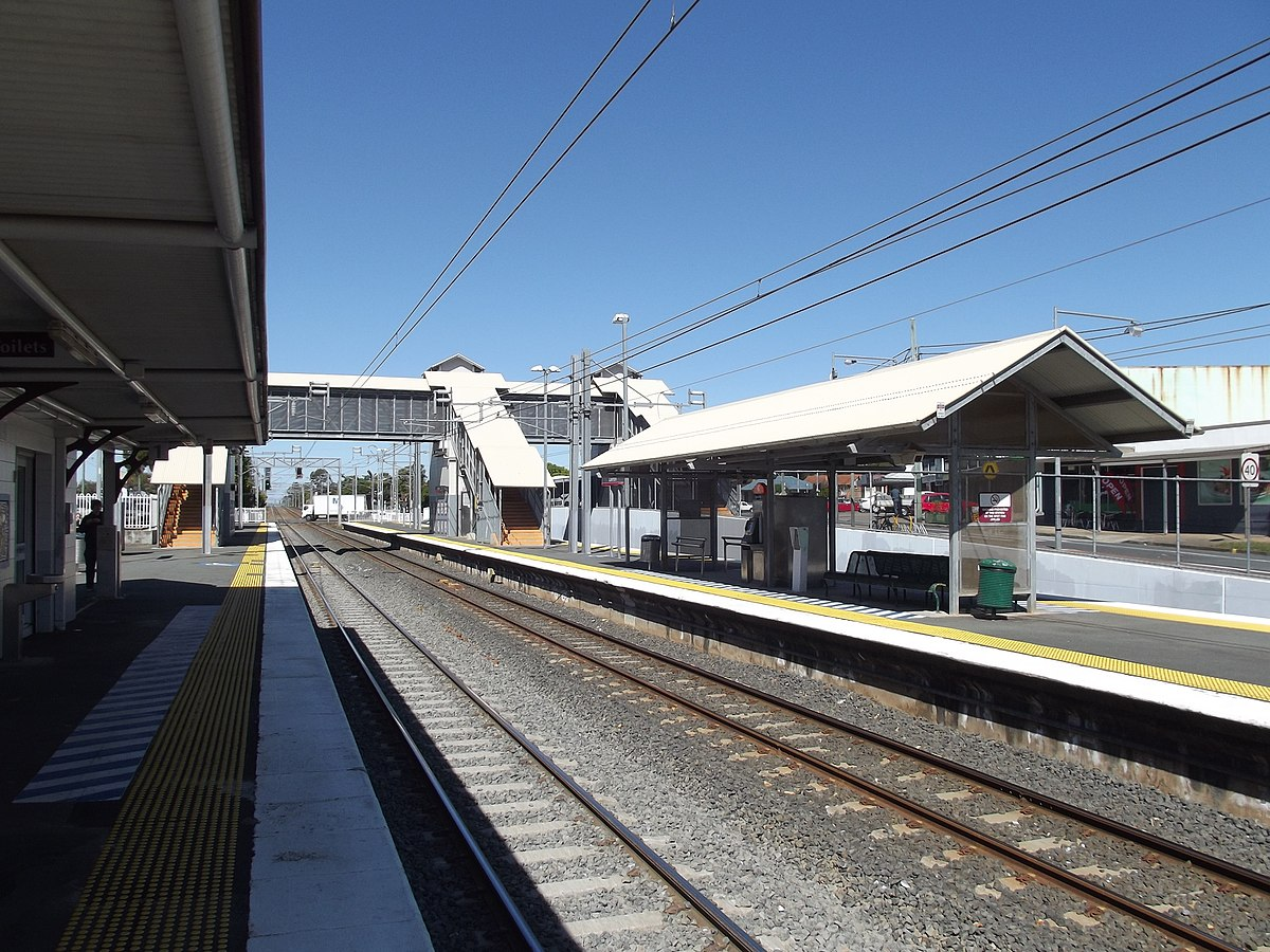 Roma Street Station To Kippa Ring Station
