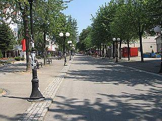 Lazarevac Municipality in Belgrade, Serbia