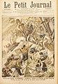 Le Petit Journal - 28 mai 1905 - Camille du Gast - Sauvetage dans la course Alger Toulon.jpg