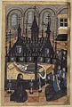 Le corps d'Anne de Bretagne repose dans la chapelle ardente à Saint-Denis, lieu destiné à la sépulture de la reine.jpg