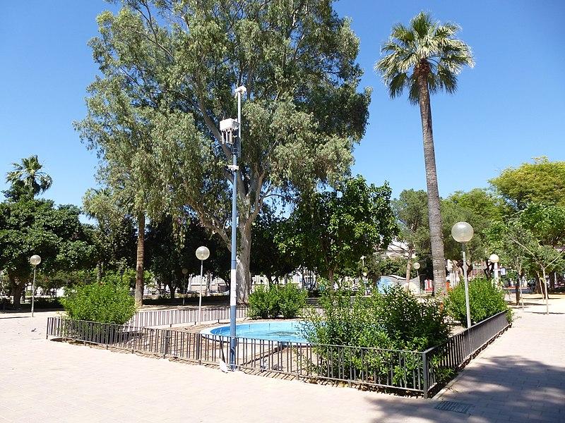 Топ-7 самых красивых садов и парков Мурсии