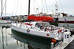 Le voilier de course Port de Plaisance de Roscoff (4).JPG