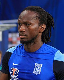 Kebba Ceesay Gambian footballer
