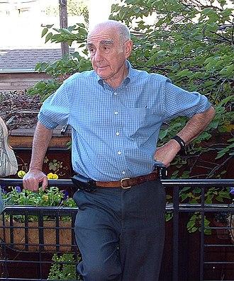 Lee Grodzins - Grodzins in 2007